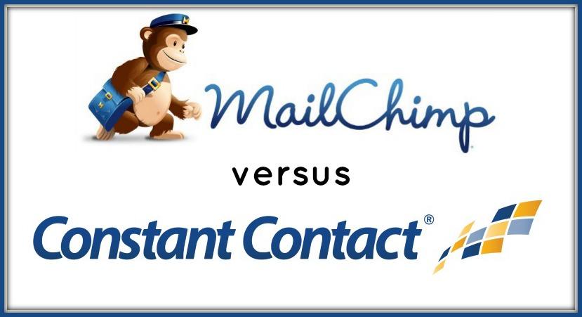 Constant Contact vs. MailChimp | Connecticut.Marketing
